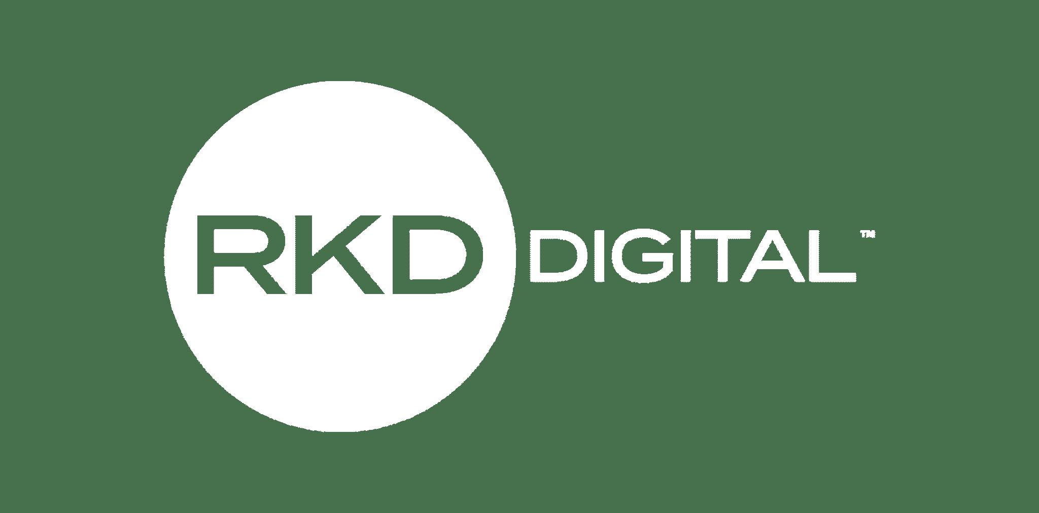 RKD Digital Logo