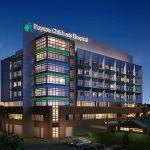 Rendering of Dayton Children's Hospital