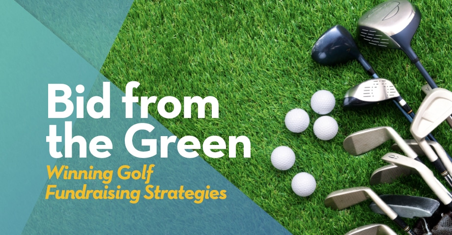 Bid from the Green: Winning Golf Fundraising Strategies