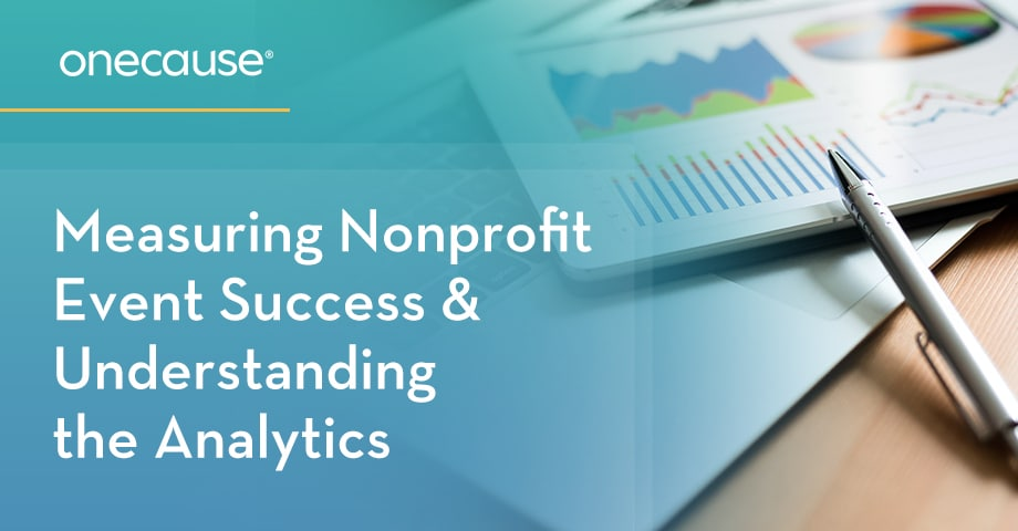 Measuring Nonprofit Event Success & Understanding the Analytics