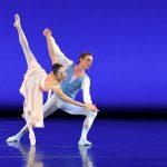 Carolina Ballet dancers