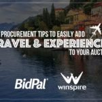 Webianr: Top Procurement Tips to Easily Add Travel & Experiences to your Auction