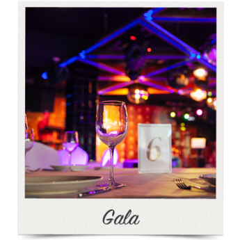 Host a silent auction gala.