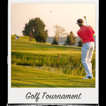 Host a silent auction at your next golf tournament.