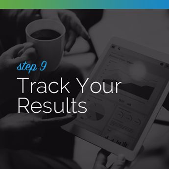 Track your silent auction's results.
