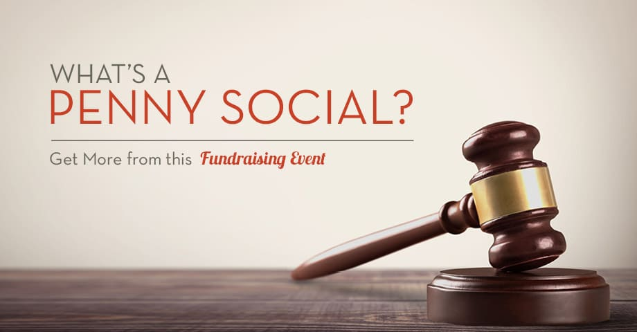 What is a penny social? Let's walk through how to make the most of these fundraising events.