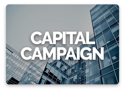 OneCause Giving Centers are great for capital campaign online giving campaigns