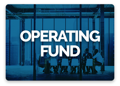 OneCause Giving Centers are great for operating fund online giving campaigns