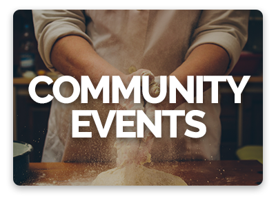 community events can be managed with OneCause event fundraising software