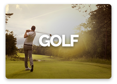 golf events can be managed with OneCause event fundraising software