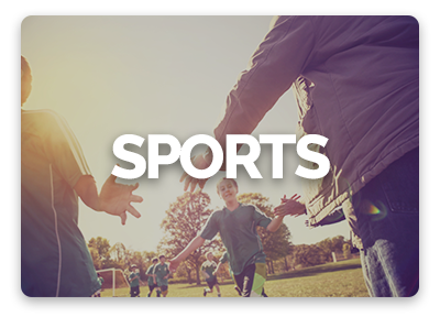 sports can be managed with OneCause event fundraising software