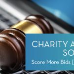 Use charity auction software to simplify planning and score more bids!