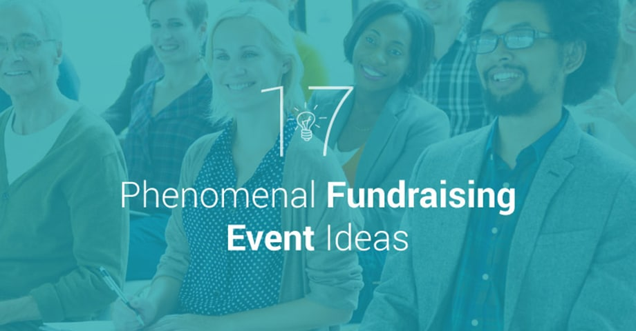 17 Phenomenal Fundraising Event Ideas