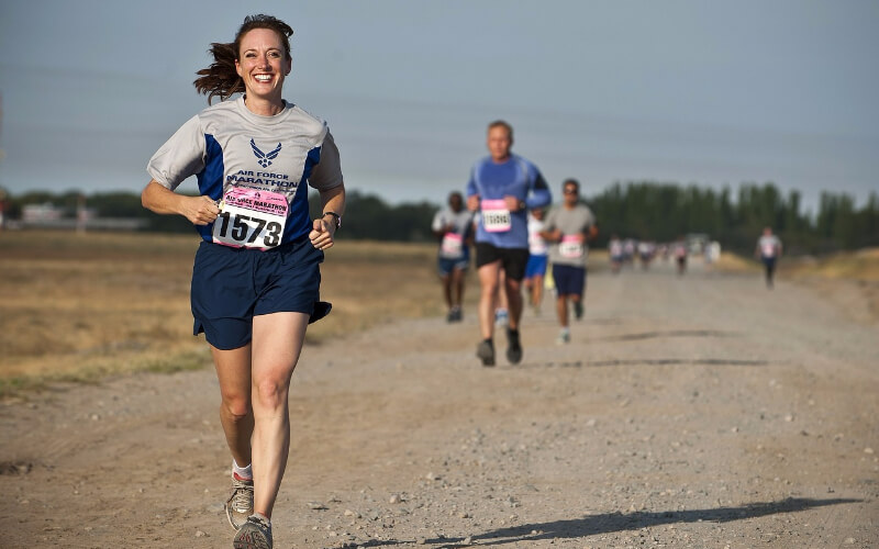 Host a fun run as a fundraising event to raise money for your organization.
