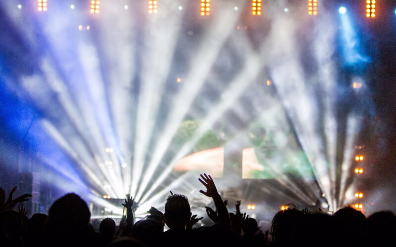 See how beneficial a charity concert can be for your organization and your local artists.