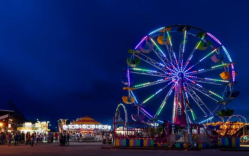 Another great fundraising event idea is to host a carnival to raise money for your organization.