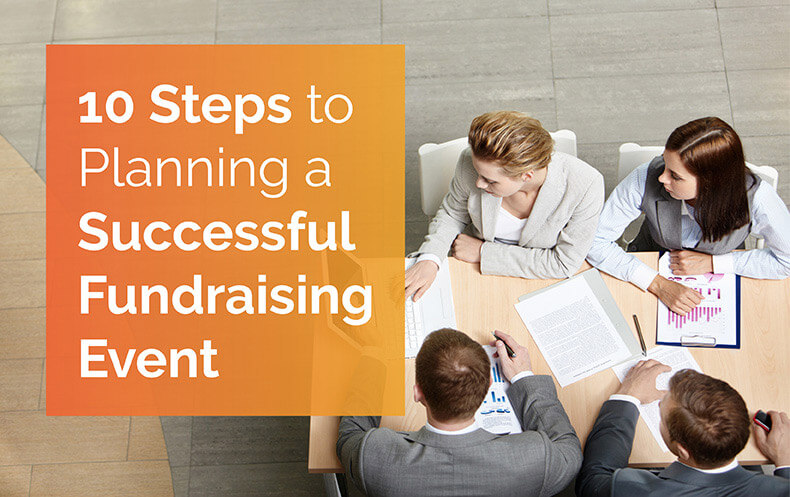 how to plan a successful fundraising event