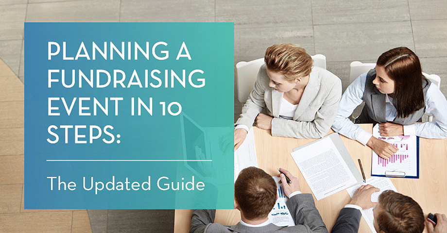Planning a Fundraising Event in 10 Steps