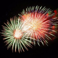 Auction off a prime viewing spot to your town's next 4th of July fireworks show!