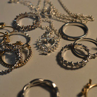 Jewelry as an auction item is sure to be a hit.