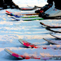 A weekend on the slopes is a great consignment auction item.