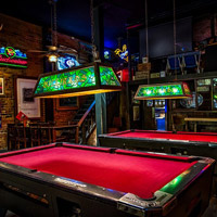A pool table is a great item to feature at your next live auction.