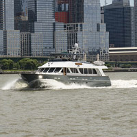 A river cruise is a desirable auction item.