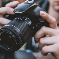 Auction off a DSLR at your next event.