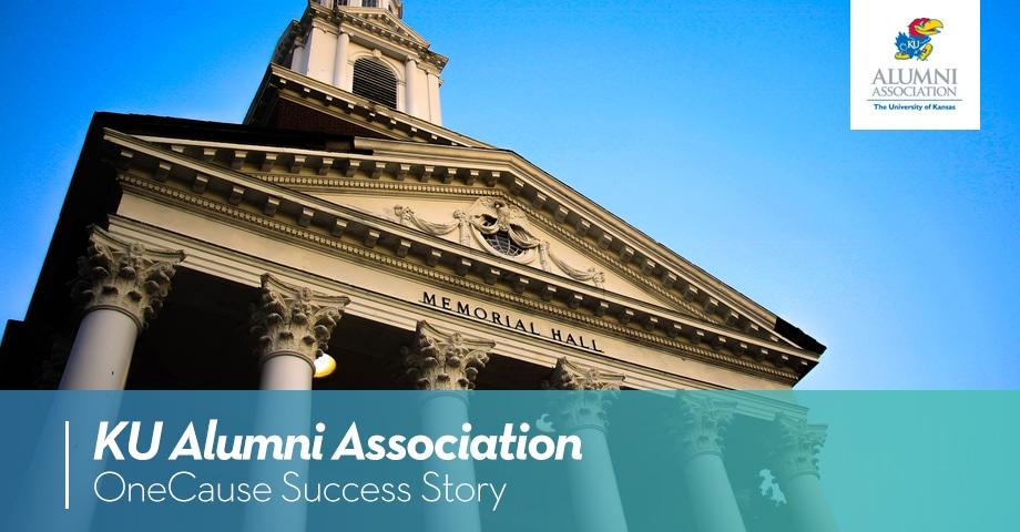KU Alumni Association | OneCause Success Story