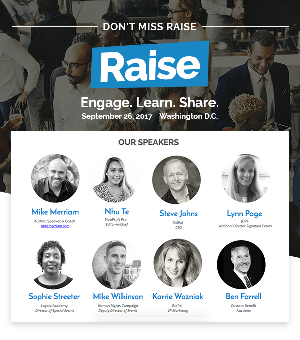 Don't Miss Raise