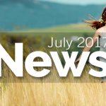 July 2017 News