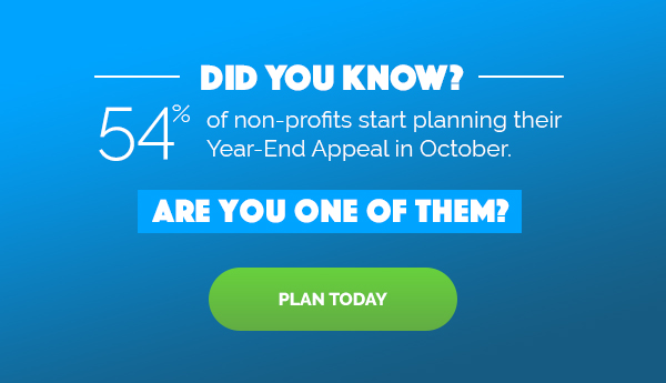 Plan for year end fundraising with OneCause. Click to learn more.