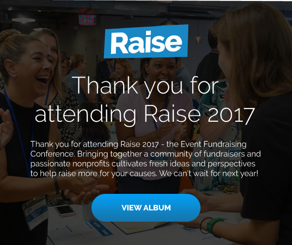 Click to view Photos from RAISE