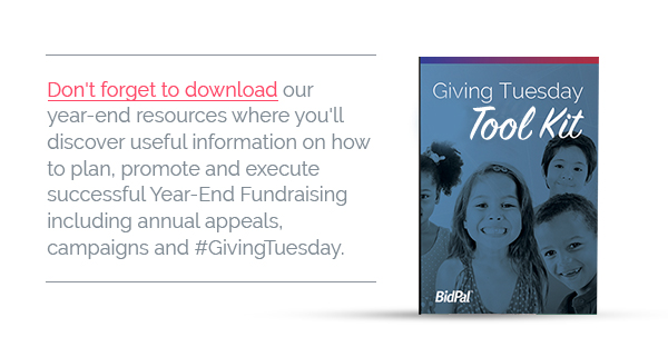 Giving Tuesday Tool Kit