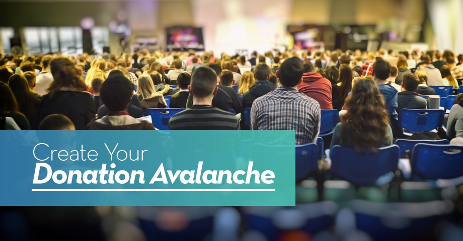 Create Your Donation Avalanche