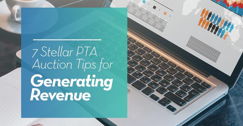 7 Stellar PTA Auction tips for Generating Revenue