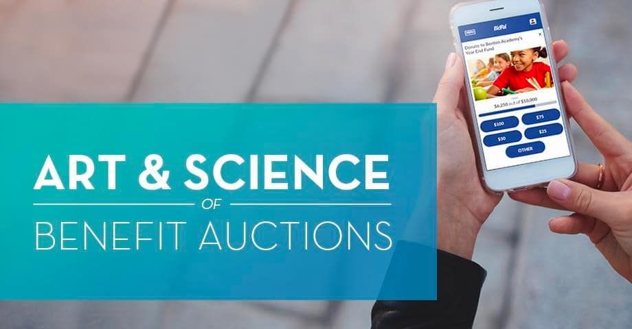 Art & Science of Benefit Auctions