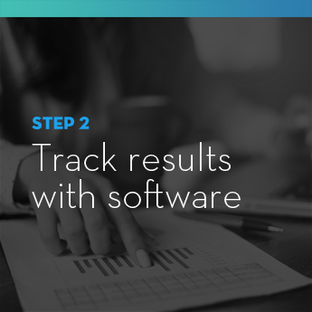 Track the results of your school auction using your fundraising software.