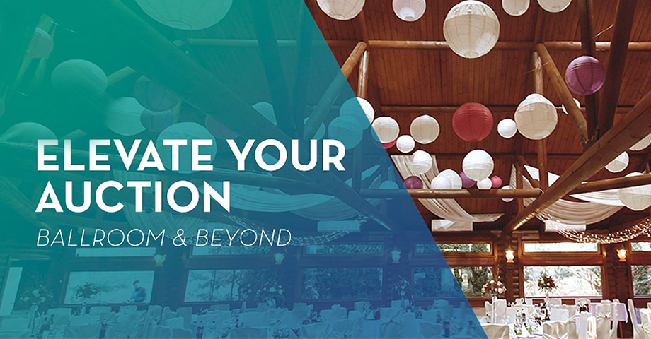 Elevate Your Auction Ballroom and Beyond