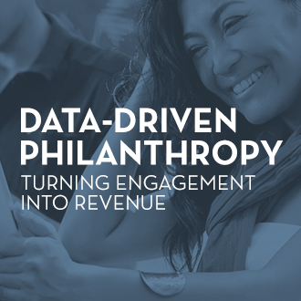 Webinar: Data Driven Philanthropy