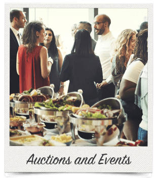 Nonprofit organizations frequently use text-to-give to accept donations during auctions and other types of fundraising events.
