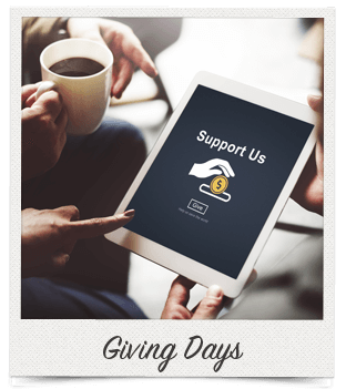 Nonprofits commonly use text-to-give to accept donations during Giving Tuesday and other giving days.