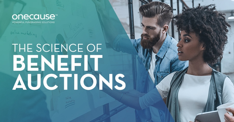 The Science of Benefit Auctions