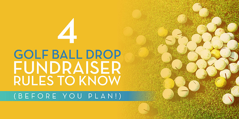 4 golf ball drop fundraiser rules to know  before you plan