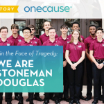 OneCause Success story: Community in the Face of Tragedy, We Are Stoneman Dougals