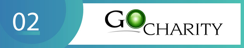 Go Charity is a top pick for nonprofit silent auction software and management.