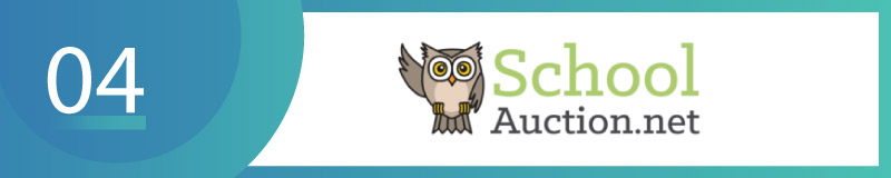 SchoolAuction is a leader in silent auction software for educational nonprofits.