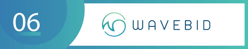 Wavebid is a great silent auction software for nonprofits and auctioneers.