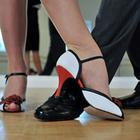 One of the most popular auction item ideas is ballroom dancing lessons.
