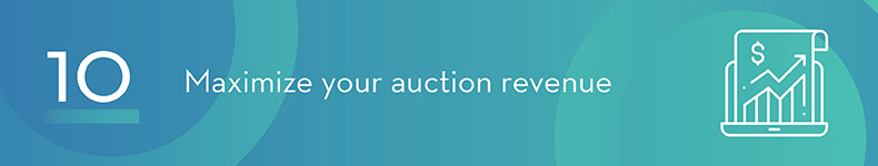 Take some steps to boost the revenue of your charity auction.